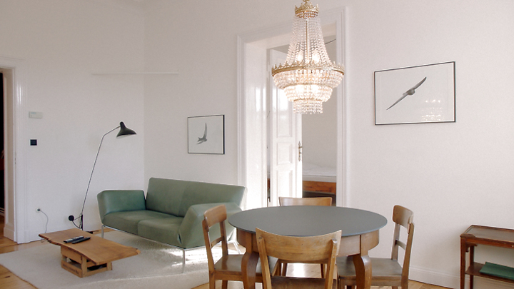 3 Room Apartment In Berlin   Wedding, Furnished