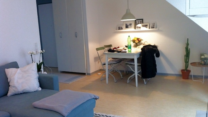 2 room apartment in Stuttgart - West, furnished, temporary
