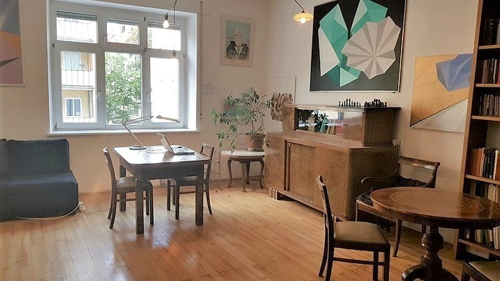 3 room apartment in München - Maxvorstadt, furnished, temporary