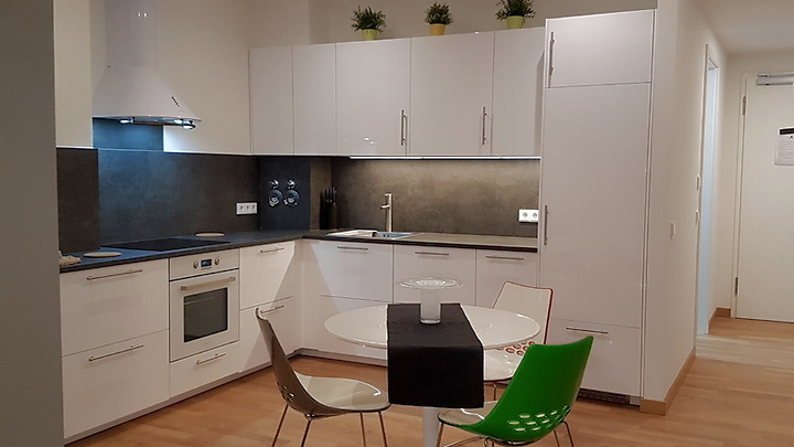 2 room apartment in Berlin - Wilmersdorf, furnished, temporary