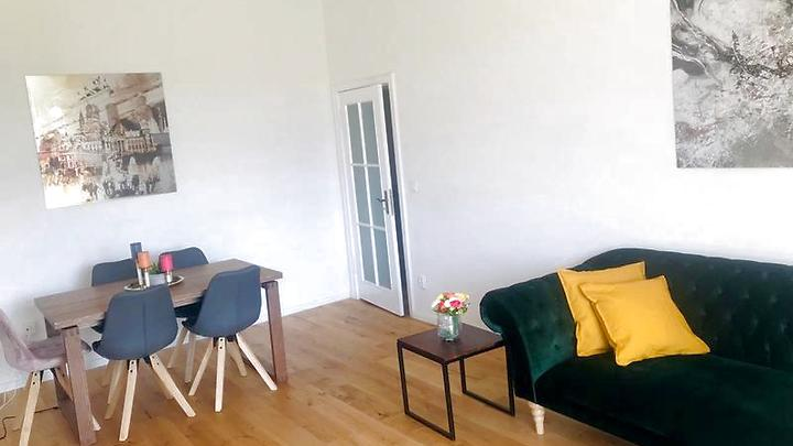 2 room apartment in Berlin - Friedrichshain, furnished, temporary