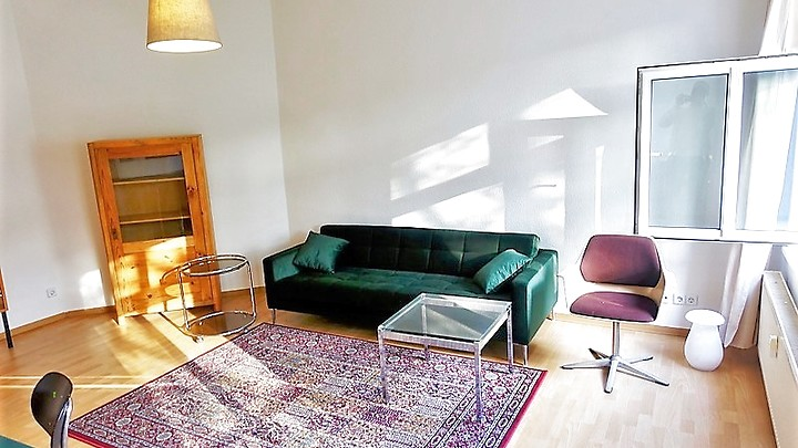 2 room apartment in Berlin - Pankow, furnished